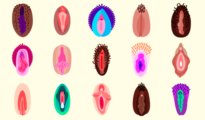 Trust Me, Your Vulva Looks Normal