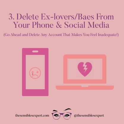 purge social media